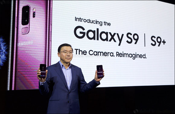 Built for the Way We Communicate Today: Samsung Galaxy S9 and S9+ Launches in the UAE