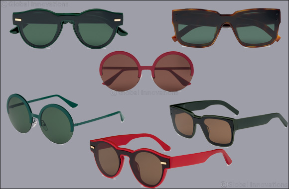 MARNI Eyewear Collection - Inspired by a vintage style, enhanced by fine materials & refined colors.