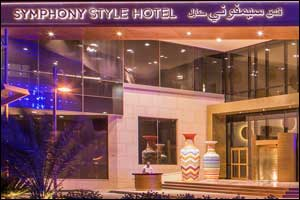 Gather the family and enjoy memorable Eid Al Fitr at Symphony Style Hotel Kuwait