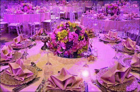 Symphony Style Hotel Kuwait is the place to celebrate your summer 2018 dream wedding