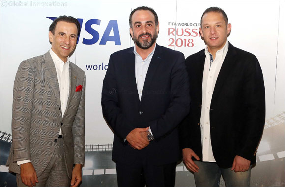 Game On! Jumeirah Messilah Beach Hotel & Spa partners with Visa to enhance the football fever experience for football fans