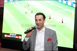 Game On! Jumeirah Messilah Beach Hotel & Spa partners with Visa to enhance the football fever experi ...