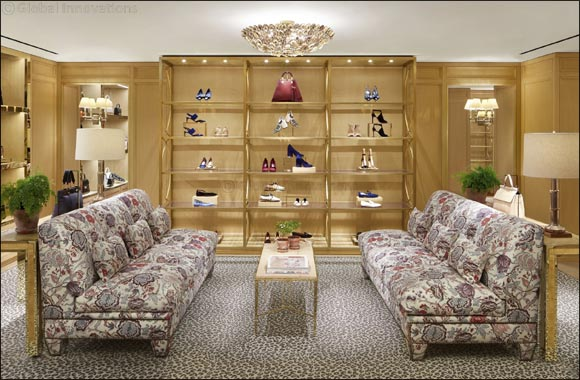 Tory Burch Re-opens Boutique in Kuwait City, Kuwait
