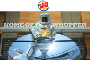 The Burger King� Brand Flame-grilled  Whopper� Sandwiches With the Power of the Sun in Kuwait
