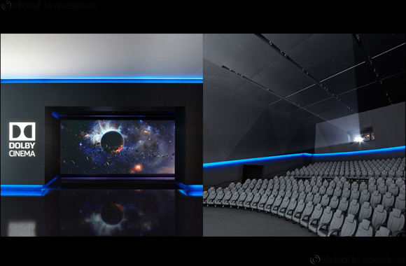 Dolby and Kuwait National Cinema Company to Bring First Dolby Cinemas to Kuwait