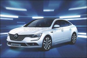 Renault Talisman The Best Combination Between High Performance & Comfortability