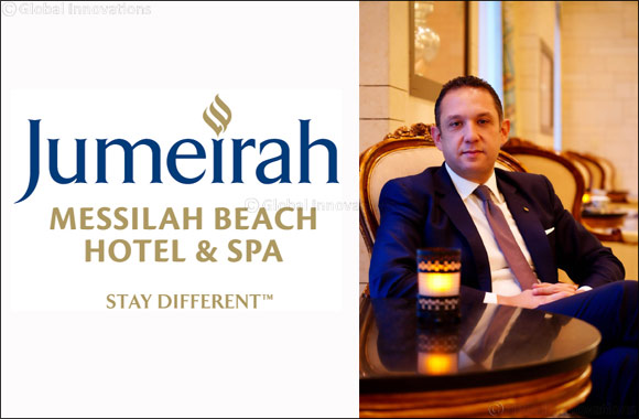 Jumeirah Messilah Beach Hotel & Spa Kuwait appoints new Director of Sales & Marketing