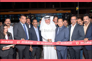Joyalukkas opens newest showroom in Kuwait at Farwaniya