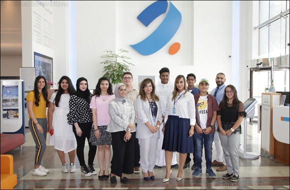 Burgan Bank Provides New Summer Trainees Modern Banking Experience