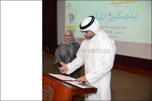 Al Hamra Real Estate Co. Among the First Companies in Kuwait to Endorse the Un Women's Empowerment P ...