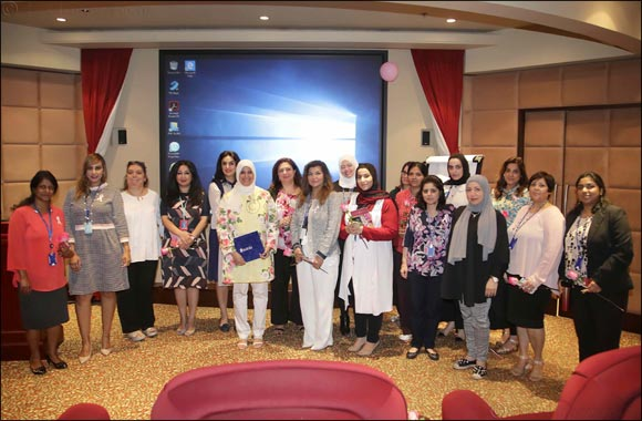 Burgan Bank Holds Annual Awareness Campaign 'Together Against Breast Cancer'