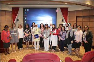 Burgan Bank Holds Annual Awareness Campaign �Together Against Breast Cancer'