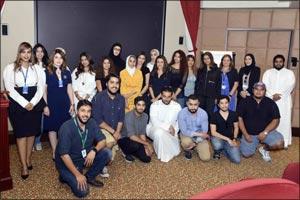 Burgan Bank Hosts the �Job Shadow� Program in Collaboration with INJAZ Kuwait