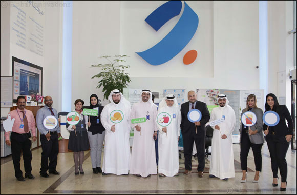 Burgan Bank Celebrates 'World Diabetes Day'