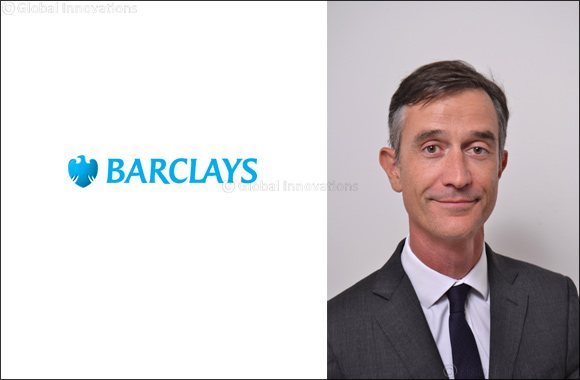 Jean-Damien Marie appointed as Head of Investments EMEA in Barclays Private Bank & Overseas Services
