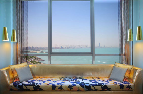 "Symphony Style Kuwait, A Radisson Collection Hotel receives the ""Luxury City Hotel"" award 2018"