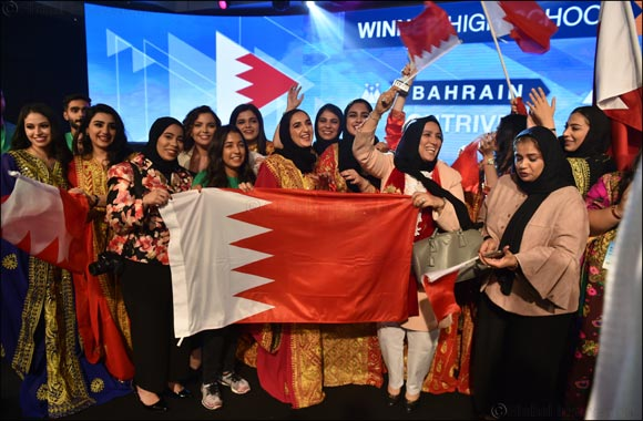 Nawa team from Oman and CONTRIVE from Bahrain came out on top at INJAZ AL-Arab 12th Annual Young Arab Entrepreneurs Competition