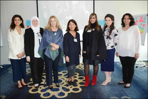 Burgan Bank Employees Attend Exclusive Workshop on Planning for Impact - Frameworks for CSR Initiati ...