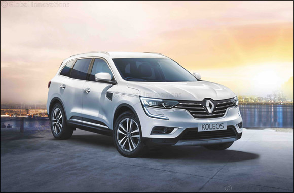 Renault Al Babtain Continues to Rewards its Customers with Added Benefits on Renault Koleos