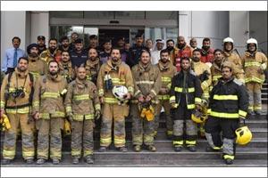 Burgan Bank Conducts Emergency Evacuation Drill for Staff
