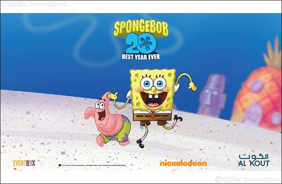 Nickelodeon's SpongeBob SquarePants Shows Arrive at Al Kout Mall