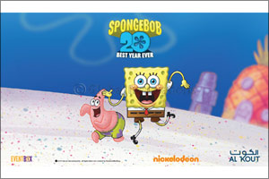 Nickelodeon's SpongeBob SquarePants Shows Arrive at Al Kout Mall