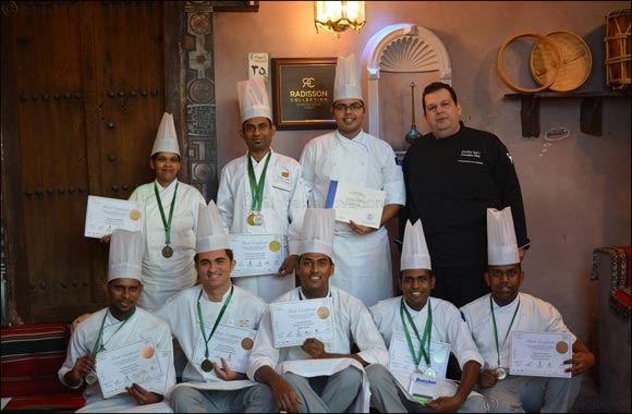 The Exceptional's Chefs Showcase Experience & Talent at HORECA 2019