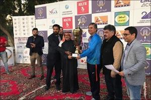 Burgan Bank's Cricket Team Wins Prestigious Kuwait Cricket Bank League Championship Cup Trophy
