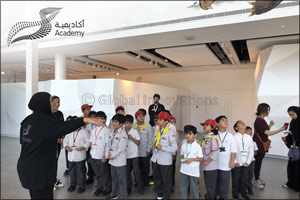 Sheikh Abdullah Al Salem Cultural Centre Academy Launches its �School Programme'