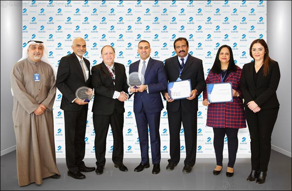 Burgan Bank Wins Elite J.P. Morgan Quality Recognition Award for 2018