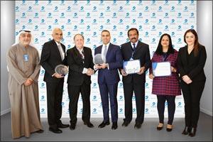 Burgan Bank Wins Elite J.P. Morgan Quality Recognition Award for 2018