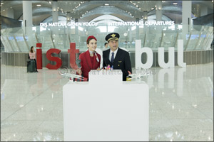 Turkish Airlines introduces its new The LEGO� Movie 2 Inflight Safety Video, before moving its monum ...