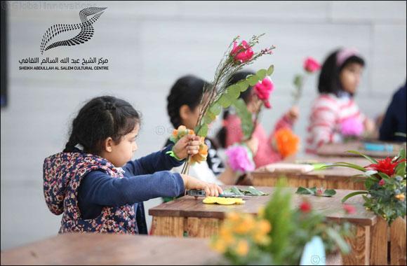 Sheikh Abdullah Al Salem Cultural Centre Academy Concludes 'Bloom Festival'