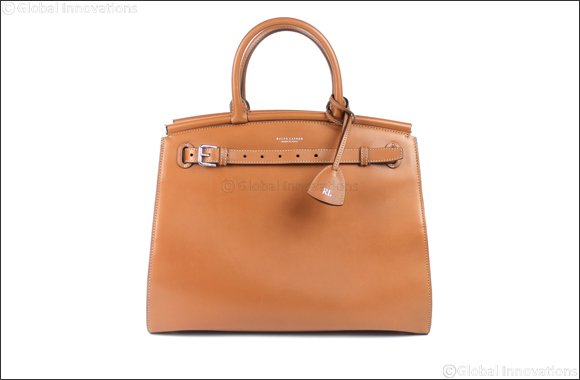 The RL50 Handbag: Introducing a New Icon