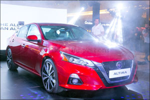 Nissan Al Babtain Introduces The All-New 2019 Nissan Altima in Kuwait