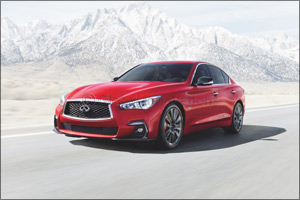 Infiniti Q50 and Qx60 Win 2019 Vincentric Best Value in America Awards