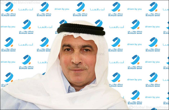 Burgan Bank appoints Mr. Masaud Mahmoud Haji Jawhar Hayat as a Group Chief Executive Officer