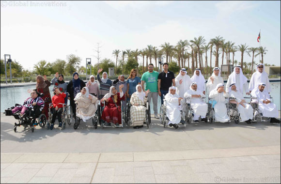 Burgan Bank Organizes a Fun Day for Persons with Special Needs in Sheikh Jaber Al-Ahmad Cultural Center