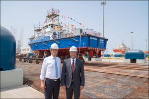 Grandweld Shipyards delivers four Crew Boats to Kuwait Oil Company