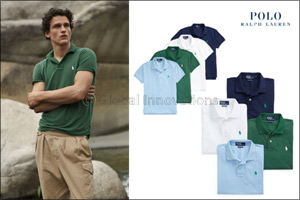 Ralph Lauren Unveils the Earth Polo,  Made Completely From Recycled Materials