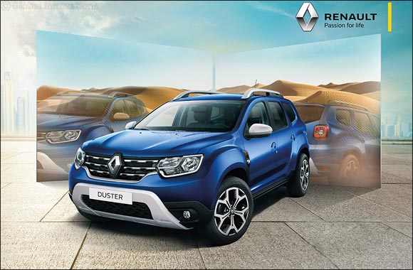 Renault Al Babtain's Unstoppable SUV - Renault Duster Wins Customers Over with the Starting Price at KD 3,999