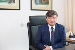 Takeda announces Andrey Potapov as ICMEA Area Head
