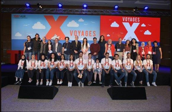 Burgan Bank Sponsors TEDxAUK