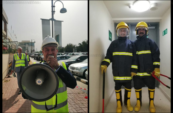 Symphony Style Kuwait Conducts Fire Drill to Assess Readiness at the Hotel