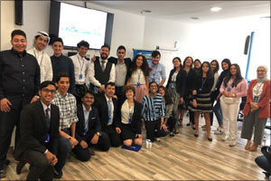 Burgan Bank Launch Burgan's Summer Young Bankers Program for 2019