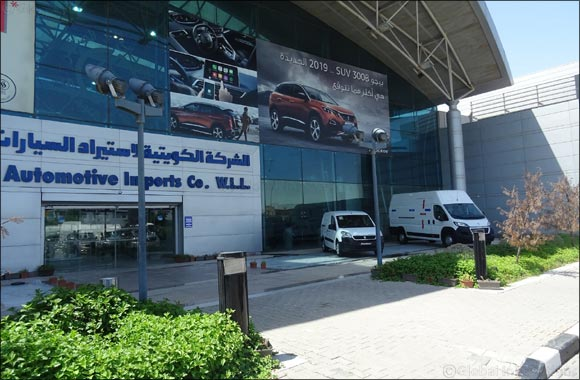 Peugeot marks its Golden Jubilee in Kuwait