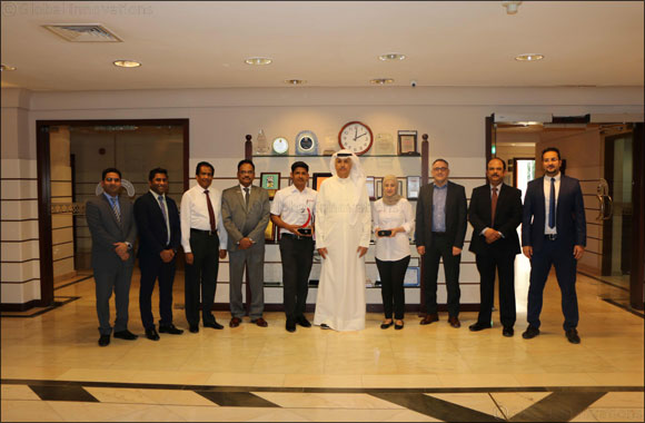 Nissan Al Babtain Employees Return Home as Proud Winners of Nissan Regional Skills Awards Contests 2019