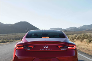 Infiniti Al Babtain Invites Customers to Experience Infiniti Q60's 3.0-litre V6