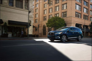 2019 INFINITI QX60 earns top safety ratings