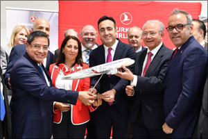 Turkish Airlines added Mexico City and Cancún, important cities of Americas to its flight netwo ...